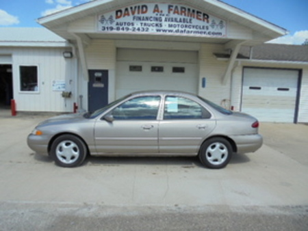 1996 Ford Contour GL 4 Door**Low Miles** for Sale  - 4174  - David A. Farmer, Inc.