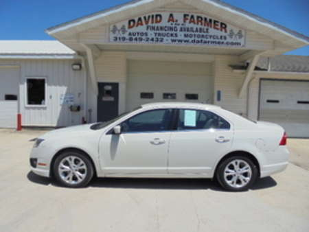 2012 Ford Fusion SE 4 Door**Low Miles** for Sale  - 4185  - David A. Farmer, Inc.