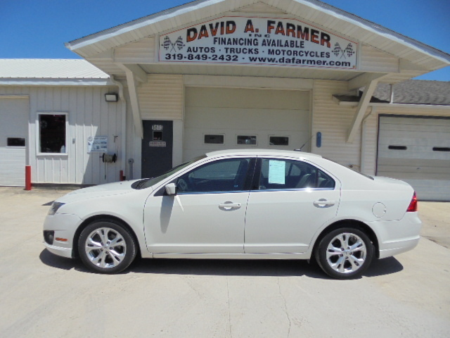 2012 Ford Fusion  - David A. Farmer, Inc.