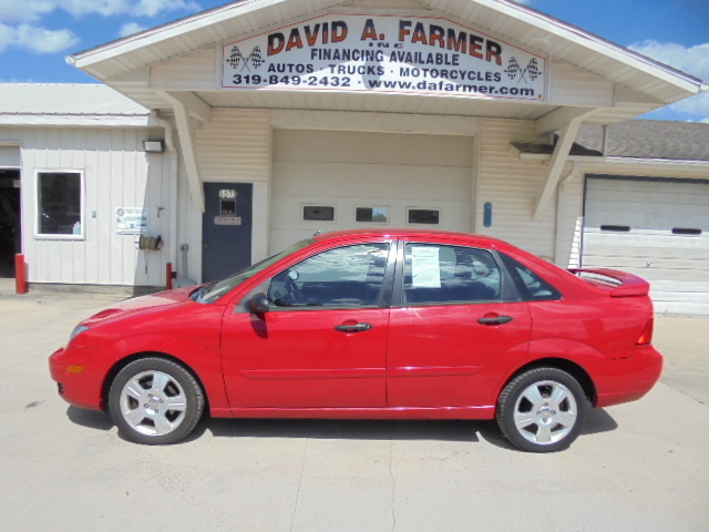 2005 Ford Focus SES ZX4 4 Door  Stock  4177  Center Point IA 52213