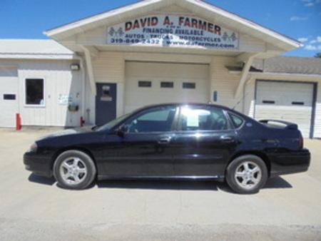 2004 Chevrolet Impala LS 4 Door**1 Owner/Leather** for Sale  - 4183  - David A. Farmer, Inc.