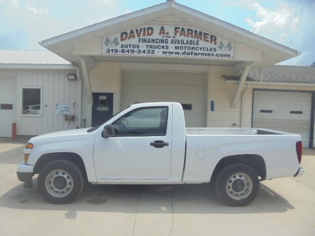 2012 Chevrolet Colorado  - David A. Farmer, Inc.