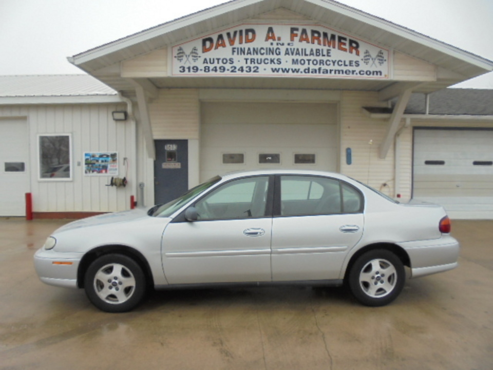 2004 Chevrolet Malibu Classic  - David A. Farmer, Inc.