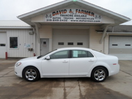 2010 Chevrolet Malibu LT 4 Door for Sale  - 4052  - David A. Farmer, Inc.