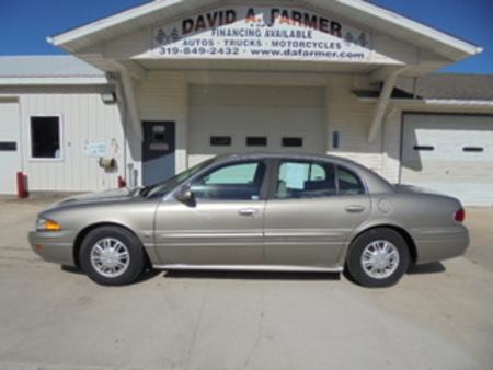 2003 Buick LeSabre Custom 4 Door**Low Miles** for Sale  - 4173-1  - David A. Farmer, Inc.