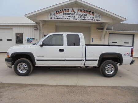 2001 Chevrolet Silverado 2500 HD LS X-Cab 4X4**Rust Free Arizona Truck** for Sale  - 4245  - David A. Farmer, Inc.