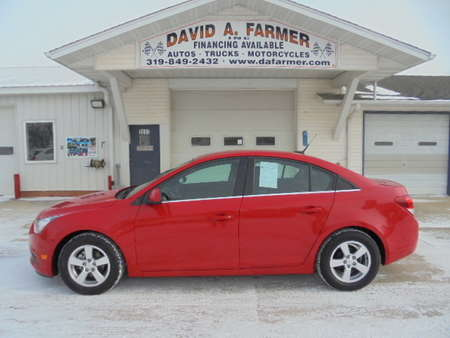 2014 Chevrolet Cruze 1LT 4 Door**Low Miles** for Sale  - 4249  - David A. Farmer, Inc.