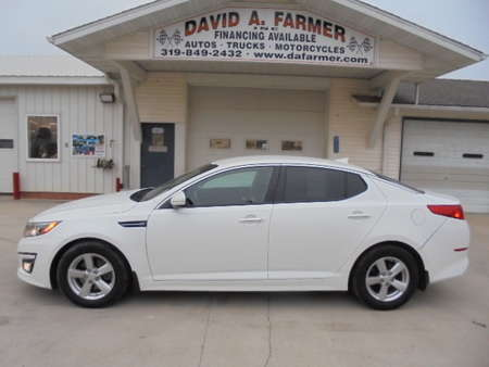 2015 Kia Optima LX 4 Door**1 Owner** for Sale  - 4246  - David A. Farmer, Inc.