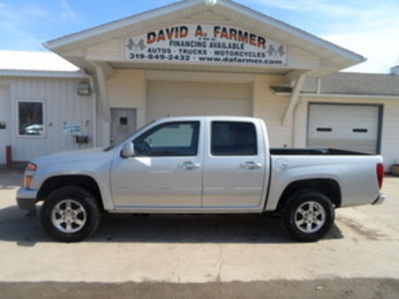 2012 Chevrolet Colorado LT Crew Cab 4X4***1 Owner*** for Sale  - 4056  - David A. Farmer, Inc.
