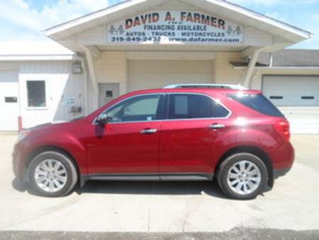 2011 Chevrolet Equinox 2LT FWD **Heated Leather/Sunroof** for Sale  - 4094  - David A. Farmer, Inc.