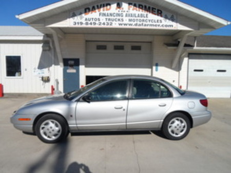 2002 Saturn SL SL2 4 Door***Low Miles/New Tires*** for Sale  - 4158  - David A. Farmer, Inc.
