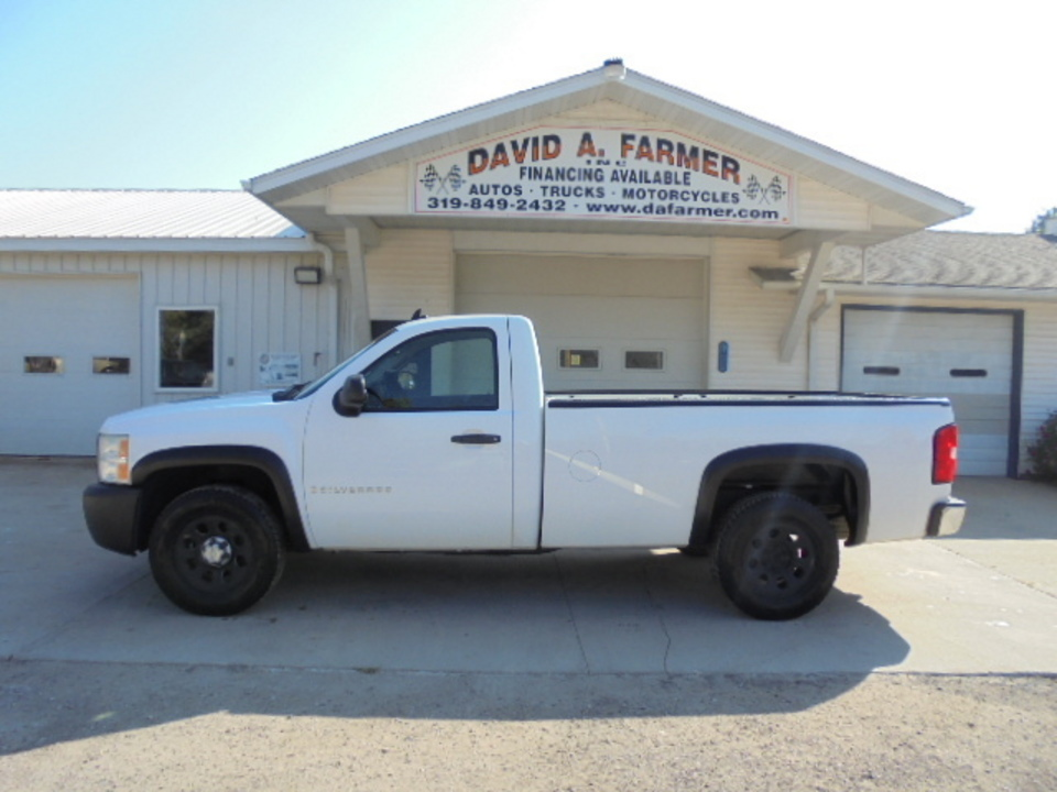 2007 Chevrolet Silverado 1500  - David A. Farmer, Inc.