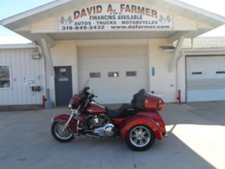 2009 Harley-Davidson Tri Glide FLHTCUTG Tri Glide Ultra for Sale  - 4086-1  - David A. Farmer, Inc.