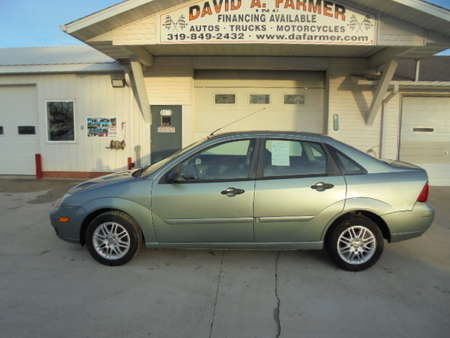 2005 Ford Focus ZX4 SE 4 Door**Low Miles** for Sale  - 4255  - David A. Farmer, Inc.