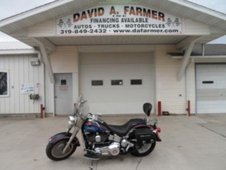 2004 Harley-Davidson Fat Boy Fatboy Military Edition{US Marine Corps} for Sale  - 4064  - David A. Farmer, Inc.