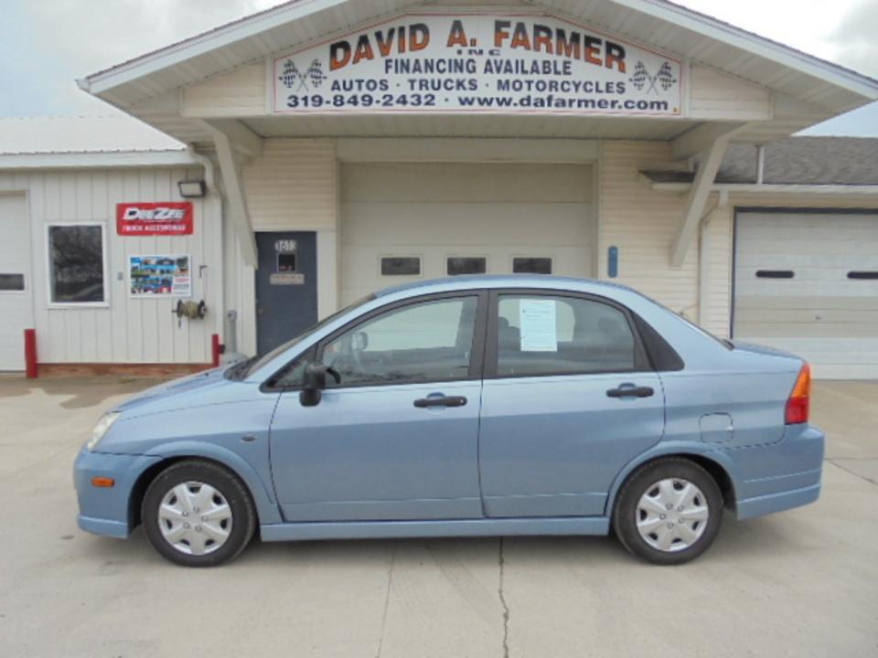 2006 Suzuki Aerio  - David A. Farmer, Inc.