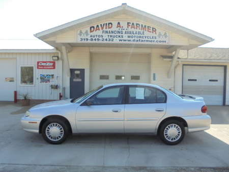 2003 Chevrolet Malibu 4 Door FWD for Sale  - 4258  - David A. Farmer, Inc.