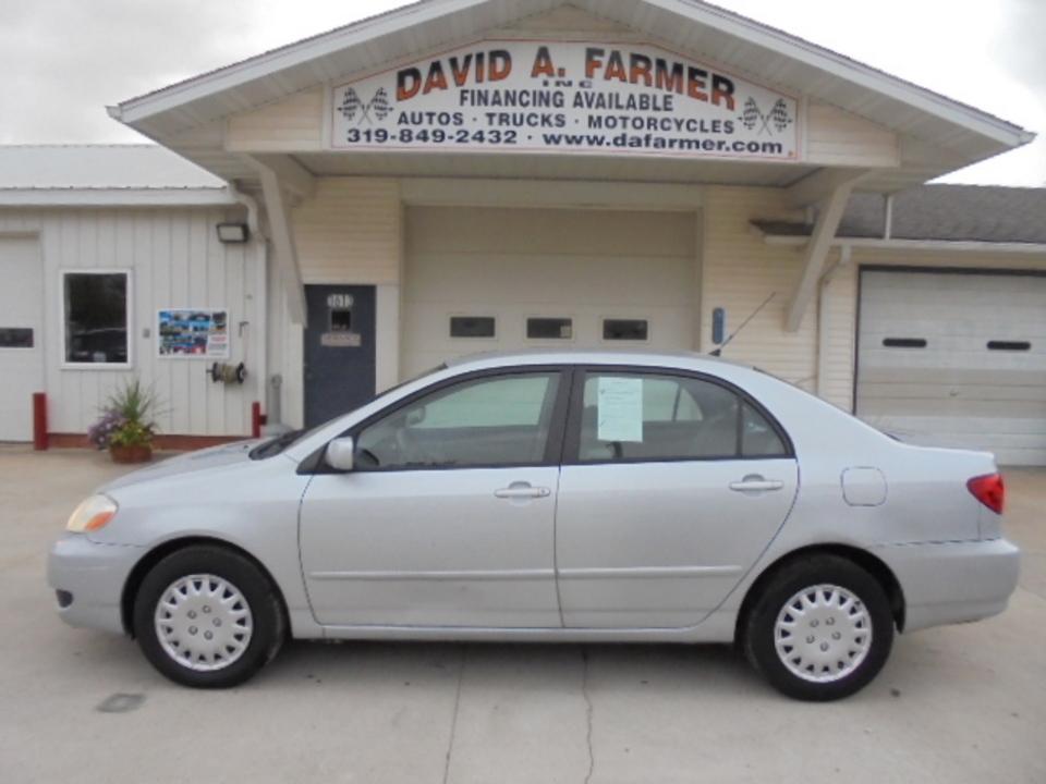 2008 Toyota Corolla  - David A. Farmer, Inc.