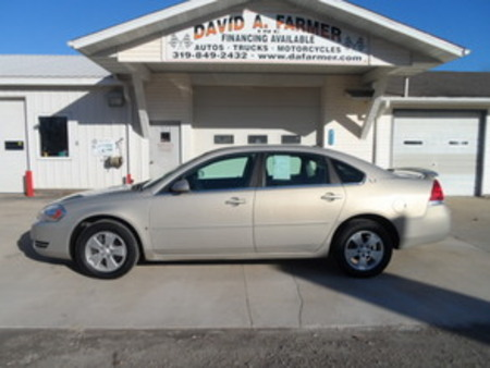 2008 Chevrolet Impala LT 4 Door**2 Owner** for Sale  - 4122  - David A. Farmer, Inc.