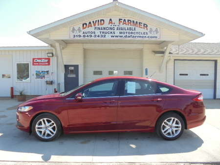 2013 Ford Fusion SE 4 Door**NEW TIRES** for Sale  - 4272  - David A. Farmer, Inc.