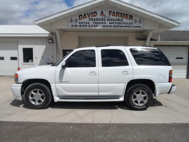 2004 GMC Denali  - David A. Farmer, Inc.