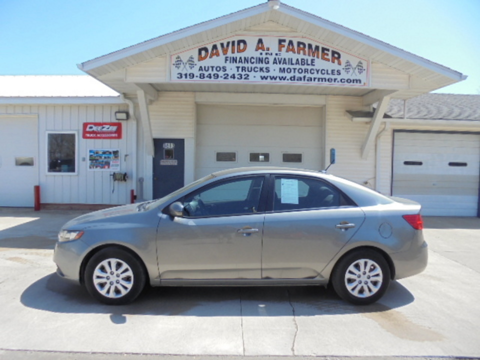 2012 Kia FORTE  - David A. Farmer, Inc.