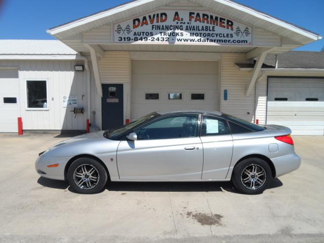 2002 Saturn SC  - David A. Farmer, Inc.