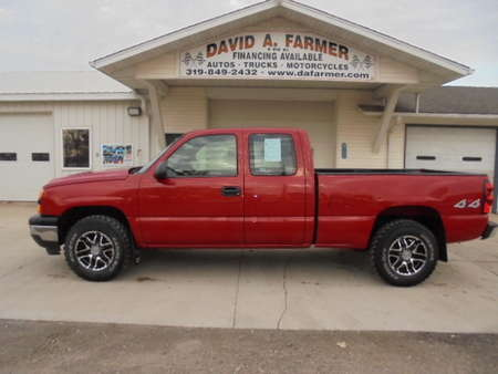2006 Chevrolet Silverado 1500 LT X-Cab 4 Door 4X4**Low Miles** for Sale  - 4229  - David A. Farmer, Inc.
