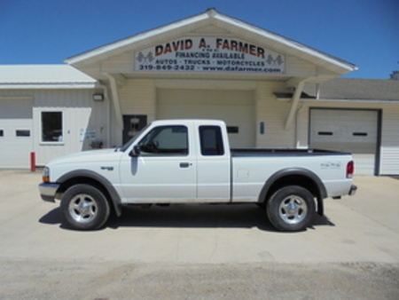 2000 Ford Ranger XLT XCab 4 Door 4X4**Remote Start** for Sale  - 4067-2  - David A. Farmer, Inc.