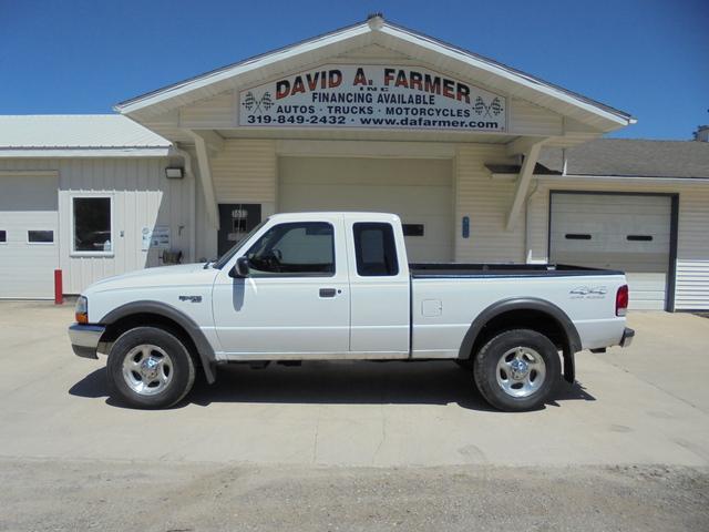 2000 Ford Ranger  - David A. Farmer, Inc.