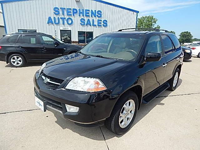 2002 Acura MDX  - Stephens Automotive Sales