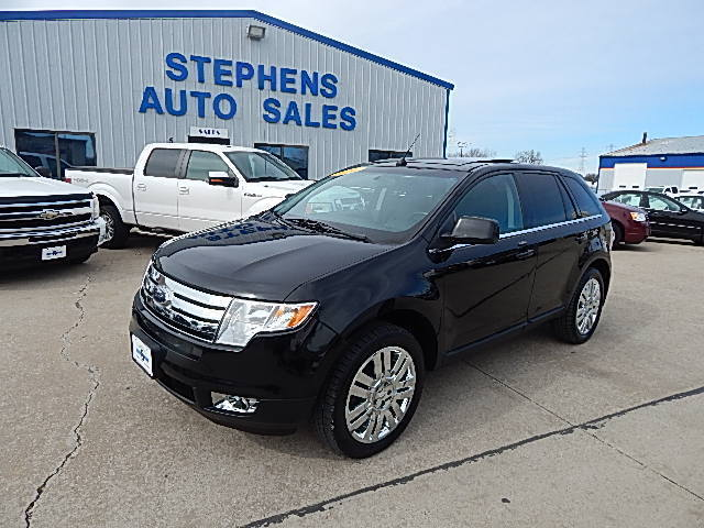 2008 Ford Edge  - Stephens Automotive Sales