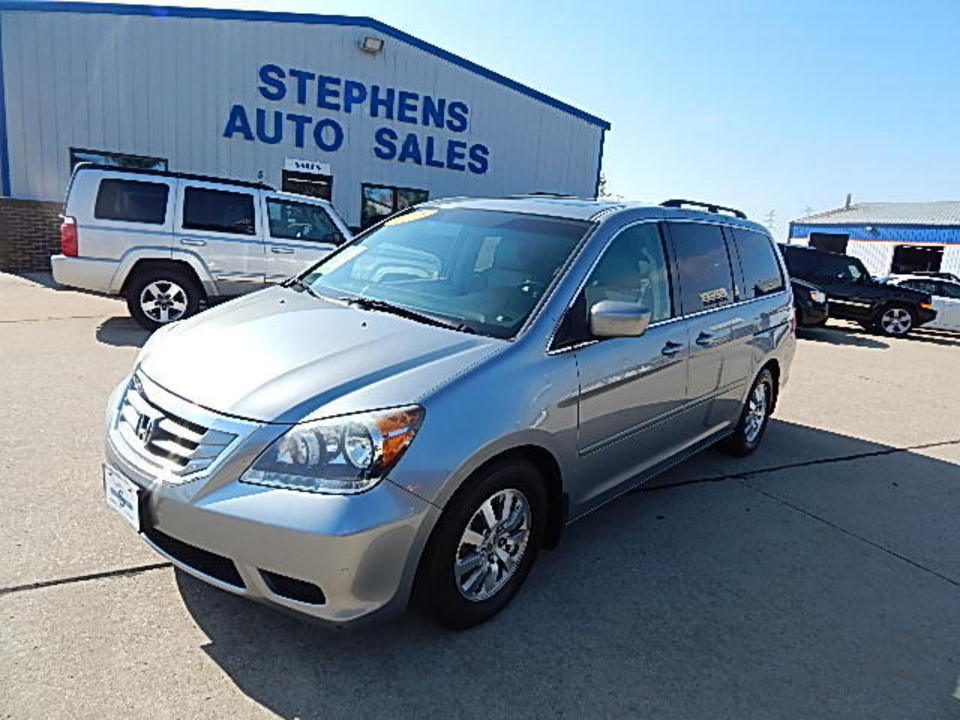 2008 Honda Odyssey  - Stephens Automotive Sales