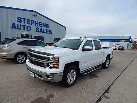 2015 Chevrolet Silverado 1500 LT for Sale  - G47797  - Stephens Automotive Sales