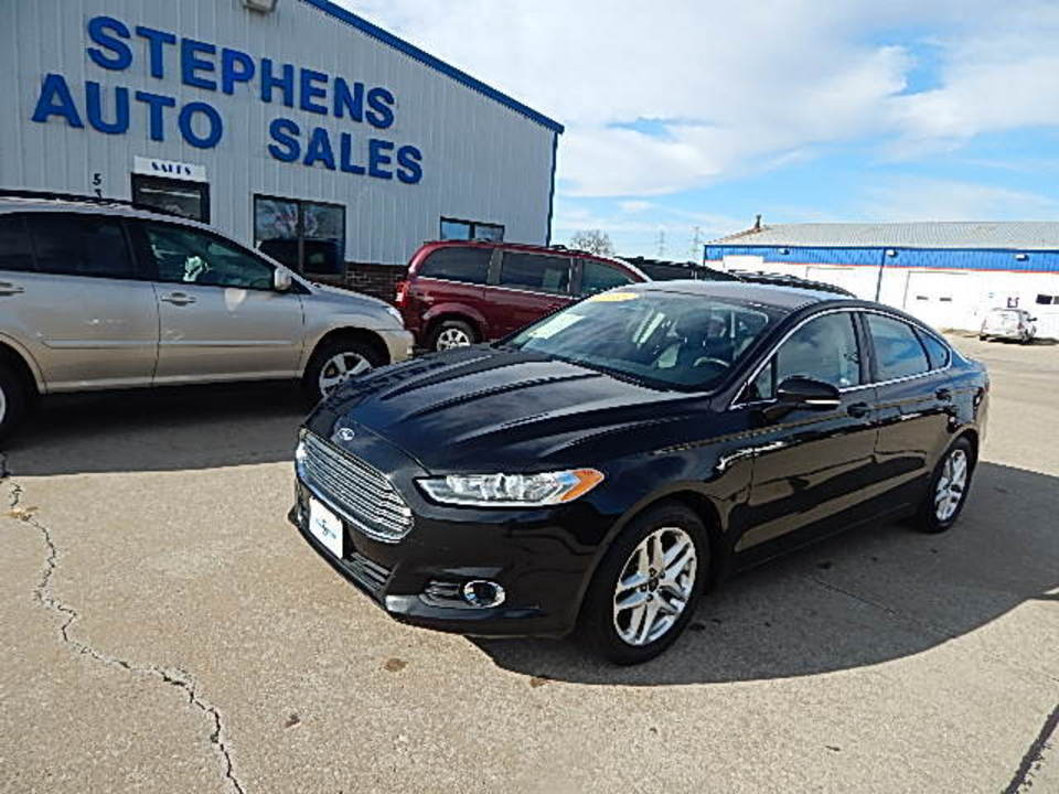 2013 Ford Fusion  - Stephens Automotive Sales
