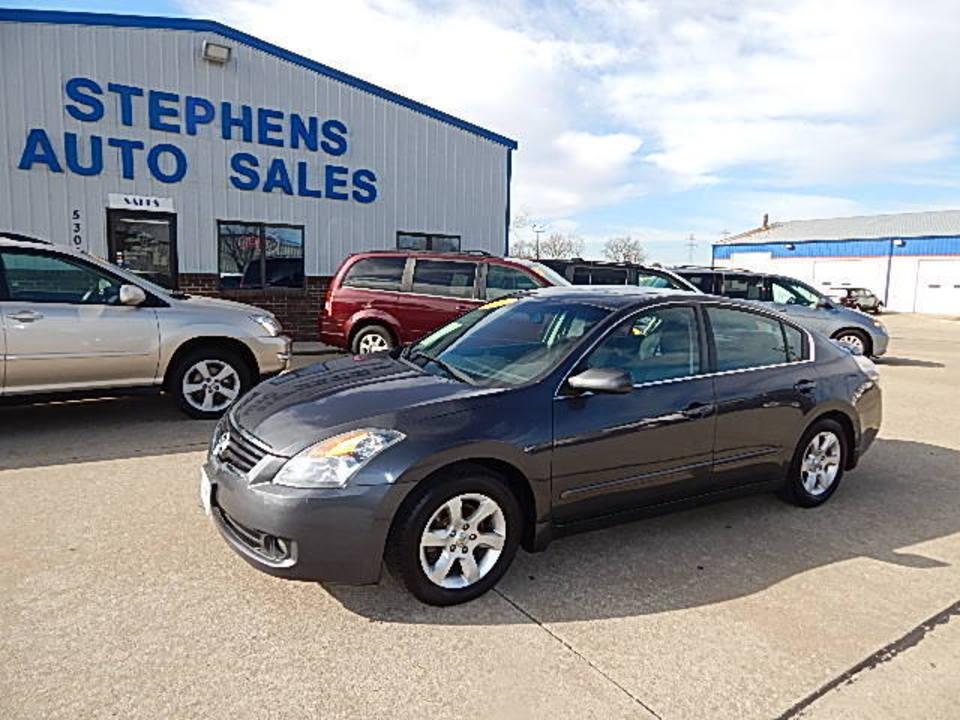 2009 Nissan Altima  - Stephens Automotive Sales
