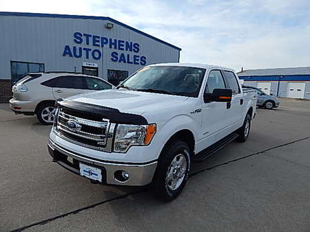 2013 Ford F-150 XLT for Sale  - F61913  - Stephens Automotive Sales