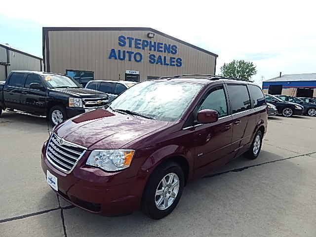 2008 Chrysler Town & Country  - Stephens Automotive Sales