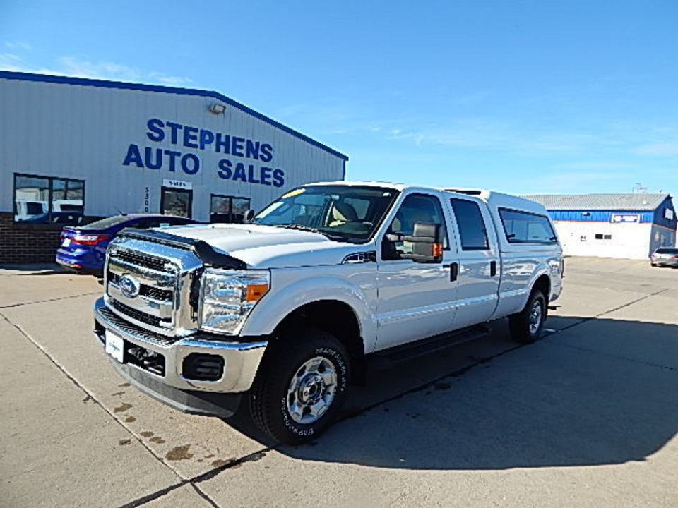 2011 Ford F-250  - Stephens Automotive Sales