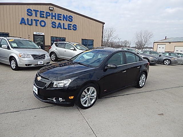 2014 Chevrolet Cruze  - Stephens Automotive Sales