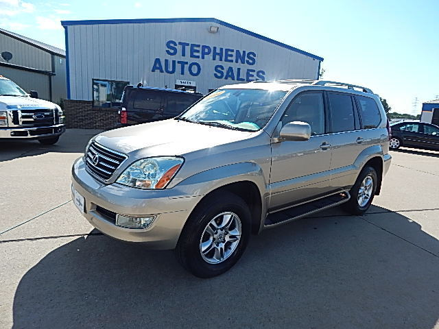 2004 Lexus GX 470  - Stephens Automotive Sales