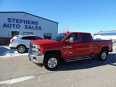 2015 Chevrolet Silverado 2500HD Built After Aug 14 LT for Sale  - 655948  - Stephens Automotive Sales