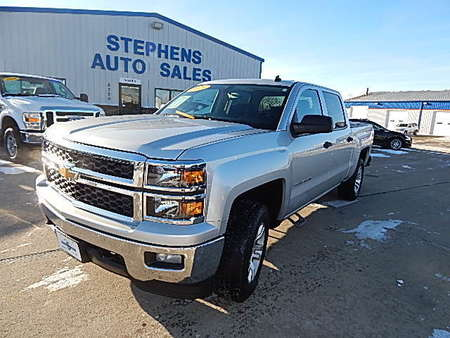 2014 Chevrolet Silverado 1500 LT for Sale  - 120864  - Stephens Automotive Sales