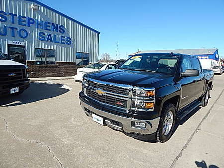 2014 Chevrolet Silverado 1500 LT for Sale  - 309544  - Stephens Automotive Sales