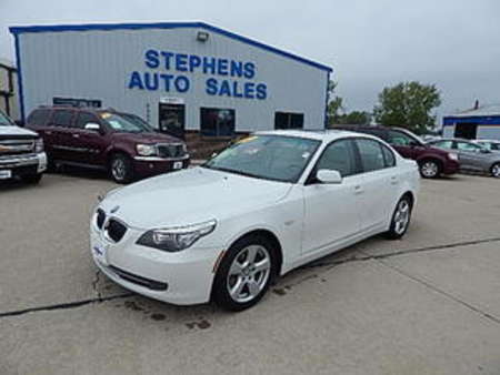2008 BMW 5 Series 535xi for Sale  - 4  - Stephens Automotive Sales