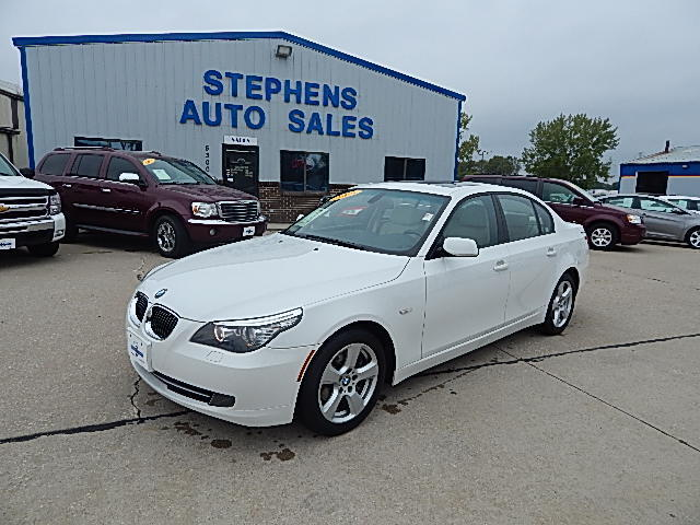 2008 BMW 5 Series  - Stephens Automotive Sales