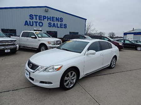 2010 Lexus GS 350  for Sale  - 14M  - Stephens Automotive Sales