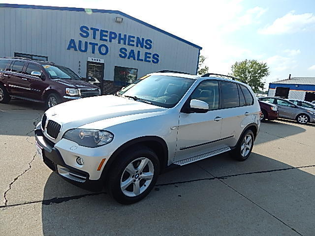 2008 BMW X5  - Stephens Automotive Sales