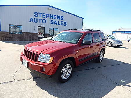 2006 Jeep Grand Cherokee Laredo for Sale  - 5C  - Stephens Automotive Sales