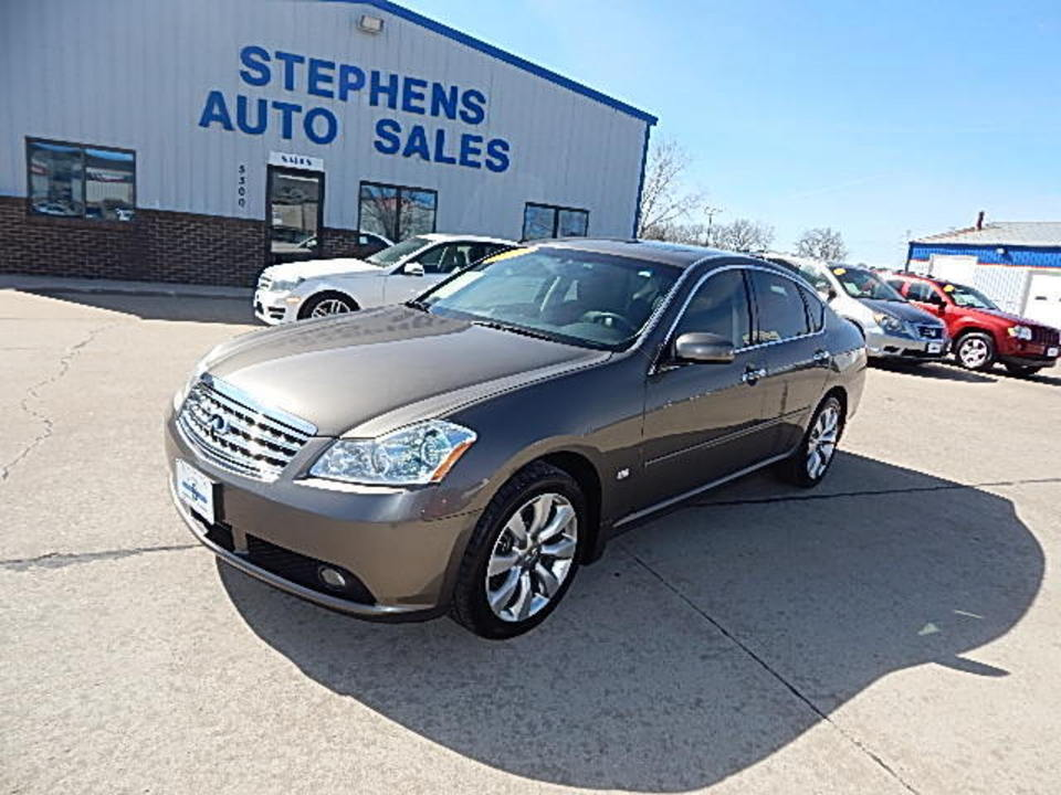 2007 Infiniti M35  - Stephens Automotive Sales